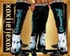 [L] GlimmerWolf Pants M