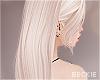 Hair for bangs - Blonde