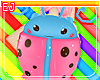 *Ej* Ladybug-Backpack *