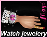"""Watch jewelery May's"
