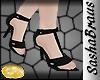 S ! Brandish heels.