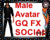 Social FX GQ Avatar