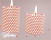 Chic Chat Candles