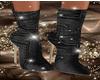 Black Jeans Heels