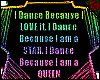 !VR! Dance Badge Sticker