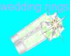 (D) WEDDING RINGS LIME