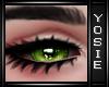 ~Y~Glossy Green Eyes