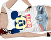 Obey Mickey fit