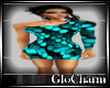 Glo* SherriDress~Aqua