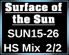 Surface of the sun 2/2