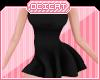 O: Black Dress
