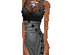 Sexy!Split skirt 4
