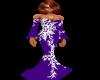 Christmas Dress 4 Purple