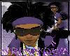{DYM} Black/Purp Hendrix