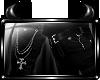 [uw] Gothic Rosary Jeans
