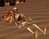 Skeleton on Treasurepile