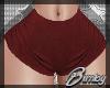 EMBX Basic Shorts Wine