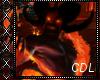 !C* S Devil Statue 3D