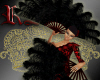 {RS} Flamenco Fans