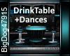 [BD]DrinkTable+Dances