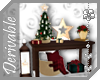 ~AK~ Holiday Table Decor