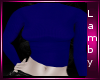 *L* Bleu Turtleneck