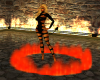 circular fire around avi