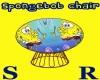 SPONGEBOB CHAIR