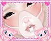 MEW white mask