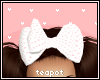 T| Baby Pink Bow