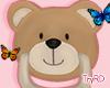 🦋 Bear pacifier