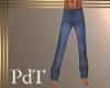PdT Indigo Jeans M