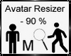 Avatar Resizer - 90% M