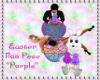 """Easter Fun Pose """"Purple"""""""