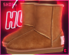в. UGG Boots Tan
