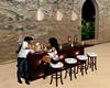 LC Resort Bar W/Poses