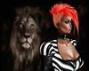 (L) high II blonde red