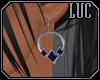 [luc] earrings s saph