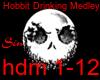 *SM* Hobbit Drinking Med