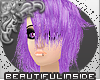 -I- Uzuki Hair Purple