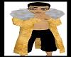 Knee High fur coat