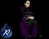 {R} Purple Romance Seat