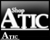 A! SHOP ATIC Neonlight