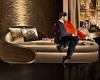 Elegant Penthouse Lounge