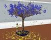 Tinkerbell Blue F/Tree