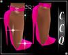 """""""Hot Pink Heels"""""""