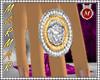 (M)Versace Ring Dainty H