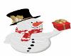 Holiday Decor Snowman