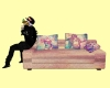 Hipster Sofa w/poses