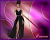 Koor Ebony Gown